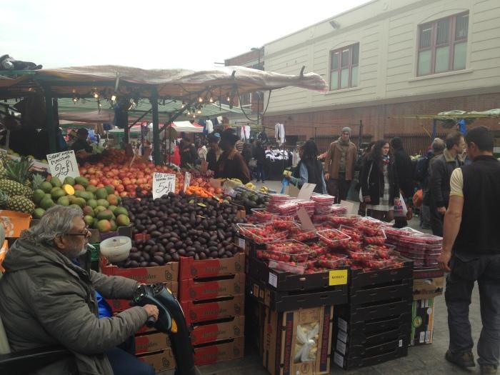 Ridey Road Market